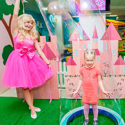 Детское шоу — Барби в стране мыльных гигантов 3+
