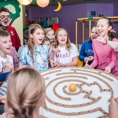 Радость, удивление, позитив - на квесте Школа волшебства студия Феерия, Магнитогорск