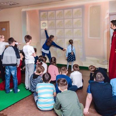 Детский квест Школа волшебства от 7 лет, фото, отзывы