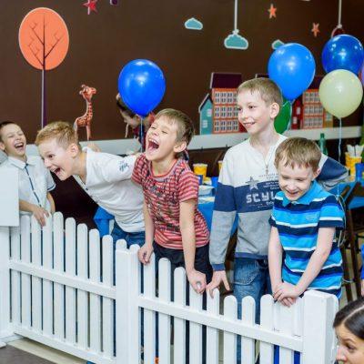 Яркий детский праздник в студии Феерия Северодвинск