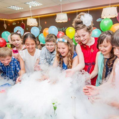 Все химические опыты безопасны, шоу Сумасшедшая лаборатория - любимый детский праздник
