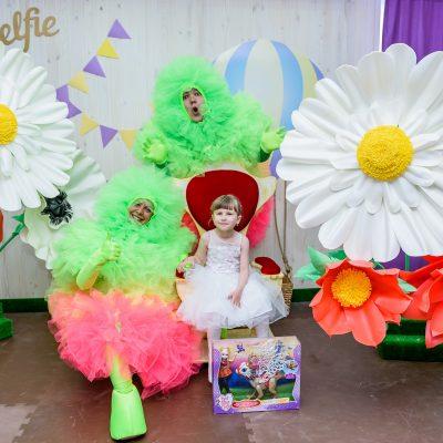 фъеки шоу фото детский праздник Воронеж